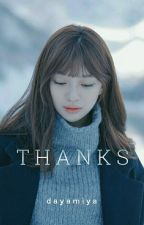 [OG] -Thanks- ※ Jimin  by dayamiya