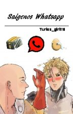 Saigenos Whatsapp by Turles_girl119