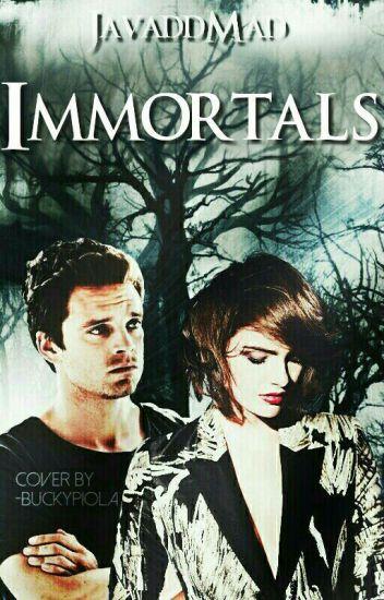 Immortals /Bucky Barnes/ MEAs2016