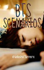 BTS Scenarios by kpop_trash_forever