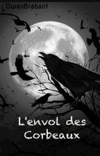L'envol Des Corbeaux by Randomnormallove