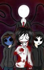 Living with the Creepypastas by novo-cxine