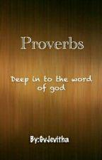 Proverbs by GvJevitha