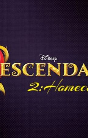 DESCENDANTS 2: Homecoming  by tahj3456