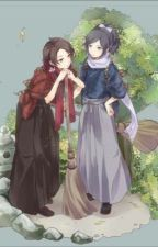 [Touken Ranbu fic] [KashuuxYamato] Chuyện tại Bản Doanh by Aomaru