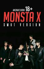MONSTA X SMUT VER. (NC 17+) by yseolyoung