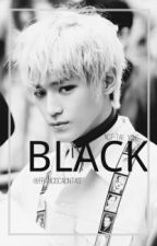 Black Is My  Happy Color -NCT Taeyong  by Moanahontas