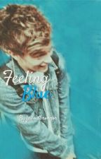 Feeling Blue; Bronnor by falloutbronnor