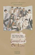 Seventeen On LINE by LeeSeokMean