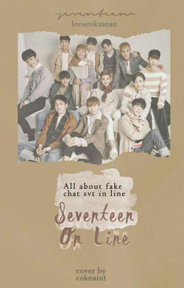 Seventeen On LINE