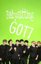 Babysitting Got7 by xXthunderlightXx