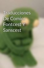 Traducciones De Comics Fontcest Y Sanscest by The_Hot_Ice29