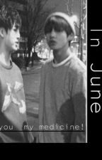 you  my medicine!  by 7_btsvkook
