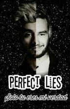 Perfect Lies [[Ziam Palik]]  by KuronekoAguilar