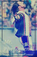 Mr. Phenomenal (Stylbrose) by TheViper_Lesnar