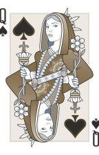 Edmund's Queen by Cherriesandmustard