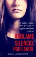 Háblame Silencio, por favor. [Bucky Barnes AU] by Lucile_VonSchwartz