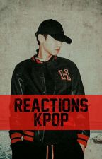 Réactions KPOP / Masculine  by Armybts_ILY