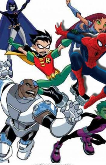 Amazing Teen Titans