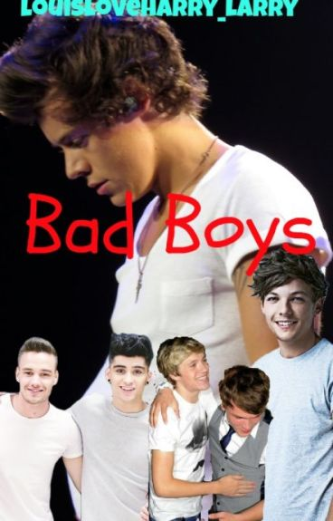 Bad Boys. (Larry, Ziam and Nosh) MPREG! AU (Boyxboy) Needs editing