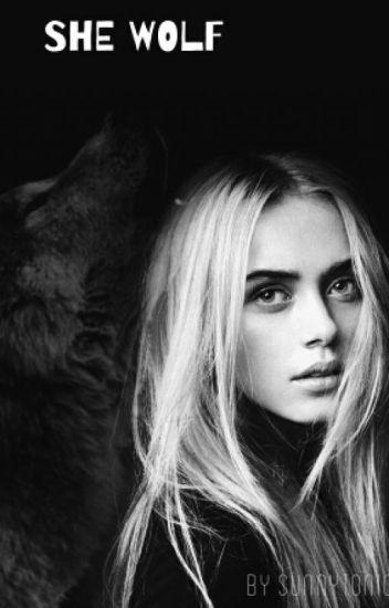 Волчица/She-Wolf.