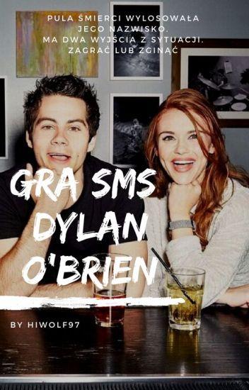 GRA SMS | Dylan O'BRIEN (nowa okładka)