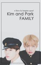 Kim AND Park Family by bangtansqd