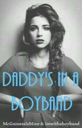 Daddy's In A Boyband (Nathan Sykes fanfiction) by imwithaboyband