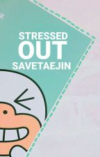 stressed out ♡ [cake] by CATAEJIN