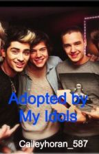 Adopted by My Idols by caileylemus