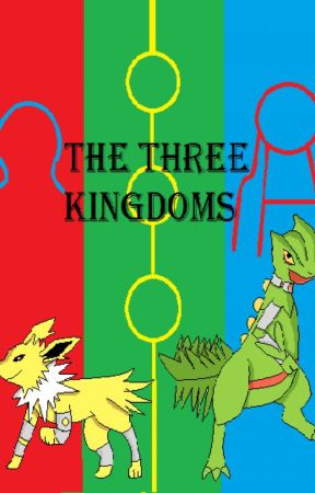 The Three Kingdoms by Bagon6