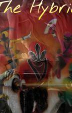 Power Rangers Samurai: The Hybrids by animeStacy