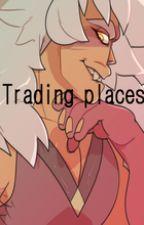 Trading Places (Reader x Jasper) |Lemon| by Leahdaddy