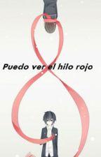 Puedo ver el hilo rojo. by asuni-san