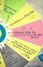 7 ways of Finding happiness according to the Quran and sunnah. by YousraMuslimah05
