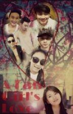 A Fan Girl's Love by KervieF