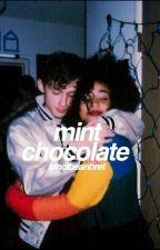 mint chocolate  by smolbeanbret