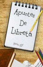 Apuntes De Libreta by kevin_s27