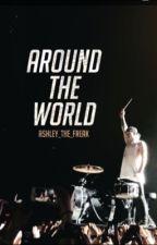 Around the world /:/ Josh Dun by ashley_the_freak