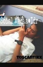 Social Media • Idr by toscantikx