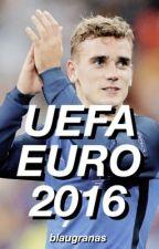 uefa euro 2016 by blaugranas