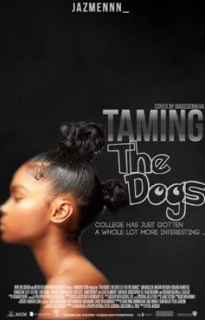 Taming The Dogs by jazmennn_