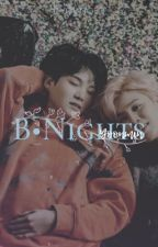 B-Nights •yoonmin•  by -jhoehoehoe