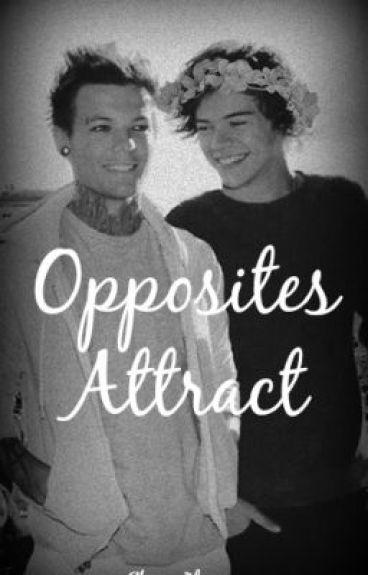 Opposites Attract ~Punk!Louis Larry AU~