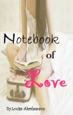Notebook of Love by weezer_38