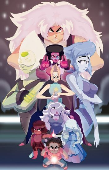 The Accidental Gem (Crystal gems X reader)