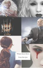 Where Blood Flows From The Eye by -Setton-