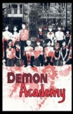 DEMON ACADEMY[complete] by Jelly_pink