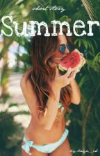 Summer [cz - Short Story] by Baya_Ch