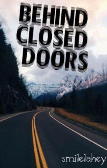 Behind Closed Doors // Scisaac, Sterek